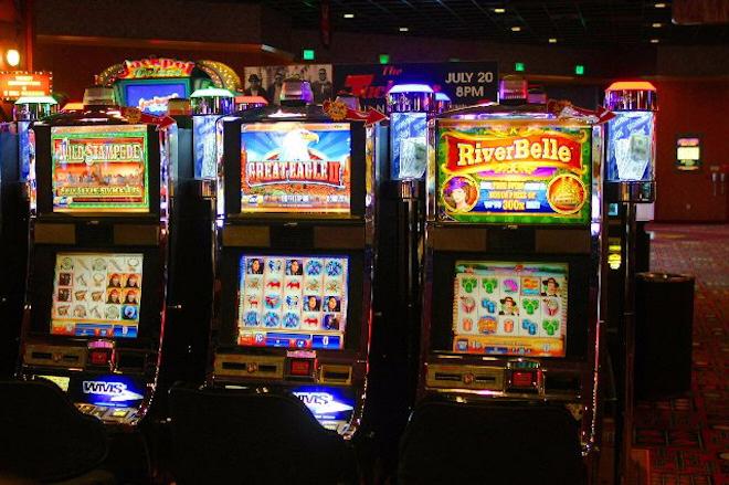 Игровые автоматы в Вулкан Россия