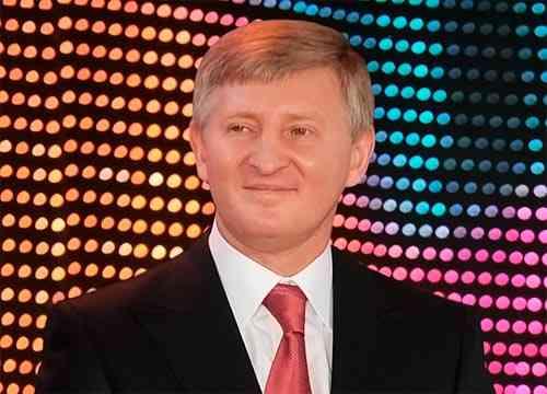 Поздравления от Рината Ахметова с Днем шахтера и Днем города Донецка