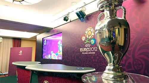 Состав корзин для жеребьевки Евро-2012