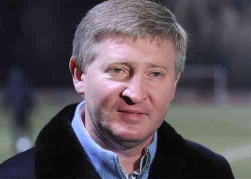 Ринат Ахметов: