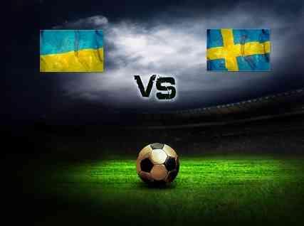 Украина - Швеция. Обзор победы!