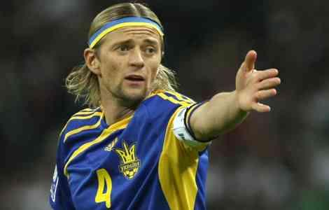 Анатолий Тимощук: «Планирую играть еще несколько лет»
