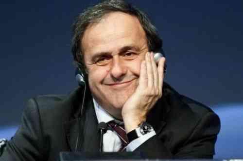Платини побоялся становится президентом ФИФА в 1998 году