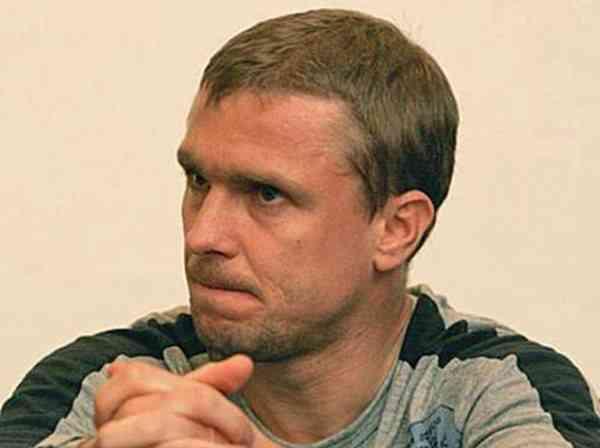 Ребров: «Уменя договор сДинамо и я тружусь здесь»