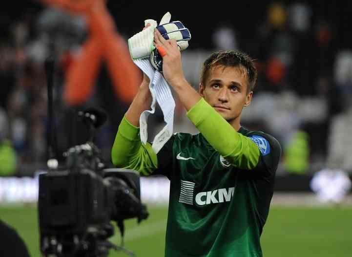 Каниболоцкий – лучший игрок в матче с «Металлистом» по версии Шахта.org