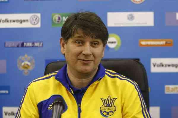 Ковалец вызвал на решающие матчи молодежки 24 игрока