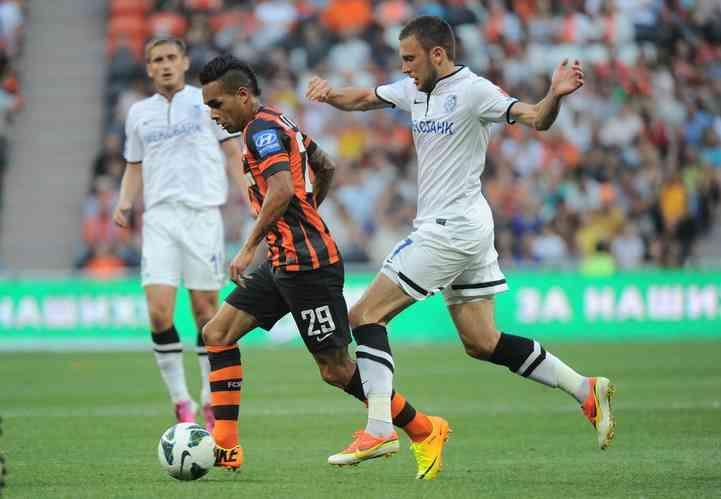 Алекс Тейшейра: «Всегда просил Луческу поставить меня ближе к атаке»