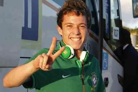 Бернард получил травму в лагере сборной Бразилии