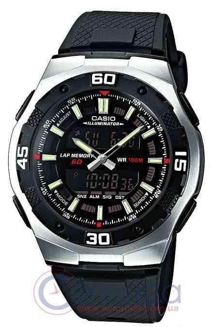Часы Casio AQ-164W-1AVEF
