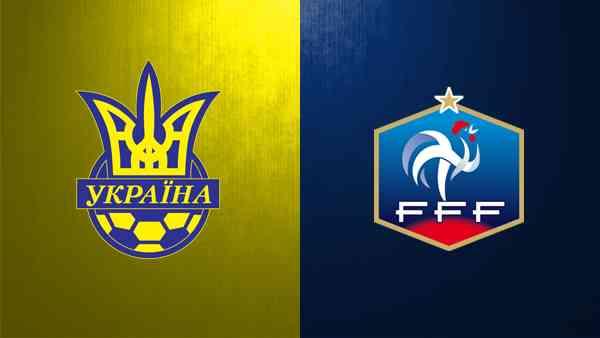 Украина - Франция - 2:0. Первый шаг сделан!