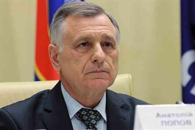 Анатолий Попов: