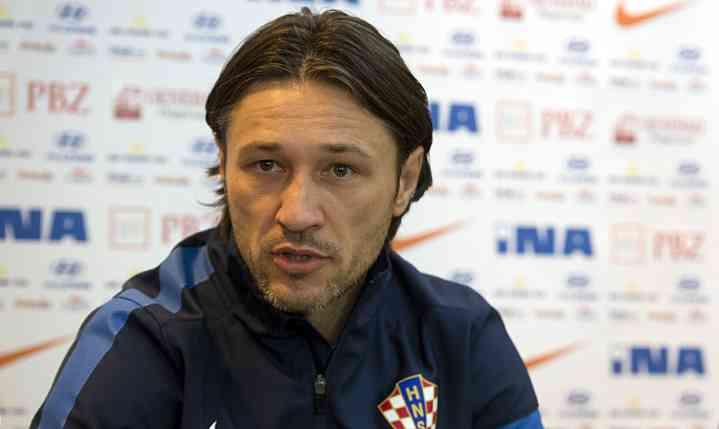 Тренер Хорватии доверяет Срне вместо Луческу