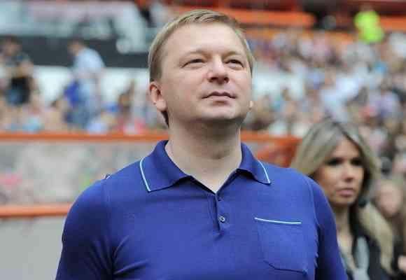 Сергей Палкин: