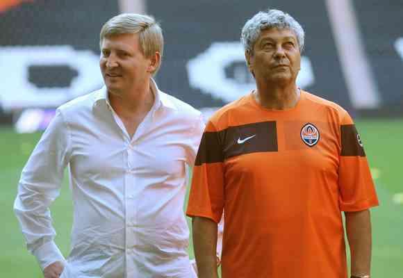 Ахметов и Луческу