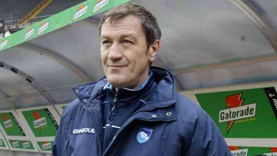 Тренер «Брешии»: «Я восхищаюсь Луческу»