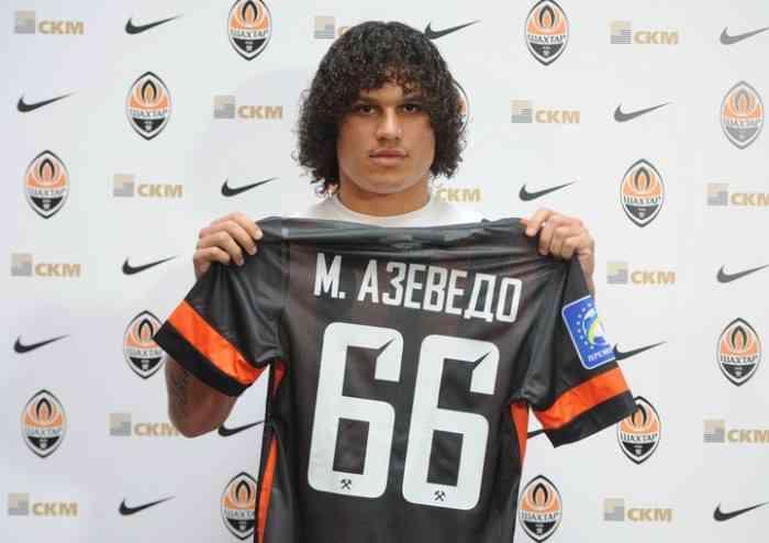 Марсио Азеведо: Как только мы забиваем первый мяч, нам становится легче