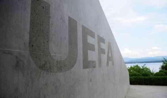 УЕФА заморозил выплаты пяти клубам