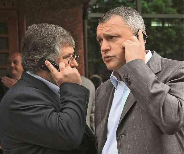 Игорь Суркис: «Не вижу никаких сенсаций, даже если этот разговор с Коломойским был»