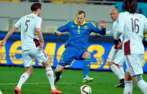 Реакция латвийских СМИ на матч Украина - Латвия