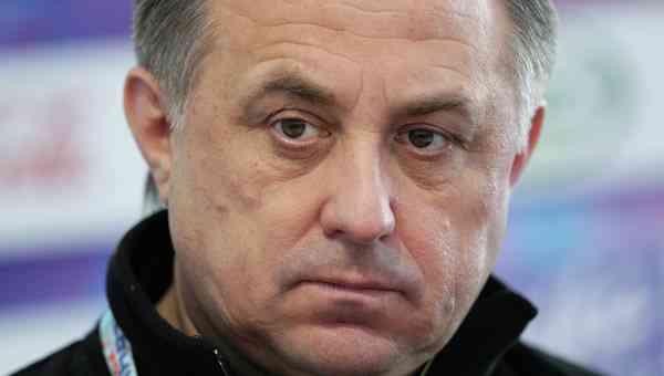 Мутко будет идти на выборы президента РФС
