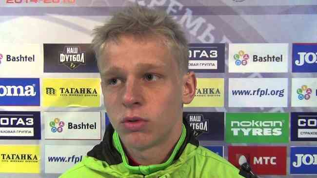 Зинченко покинул Уфу на правах свободного агента