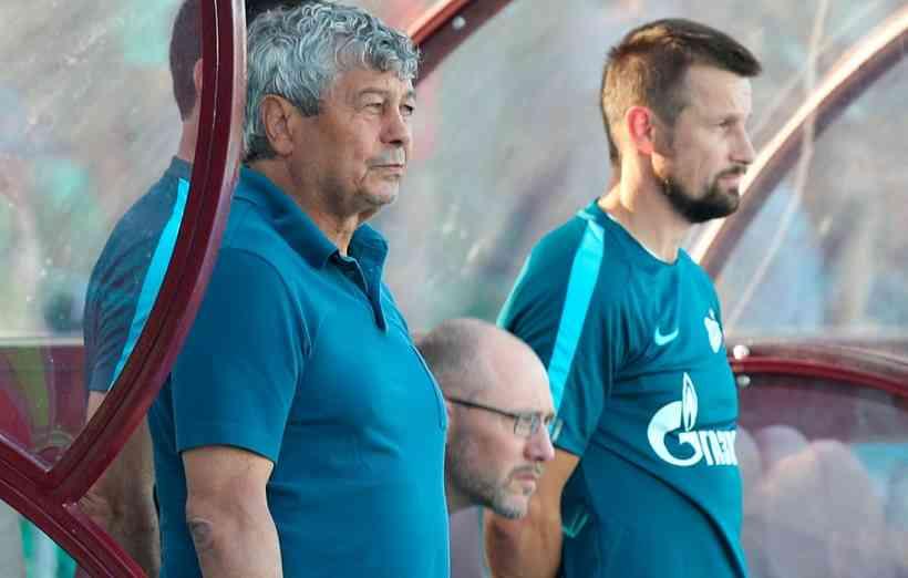 «Зенит» выплатит 2,5млневро Луческу, если его договор будет расторгнут