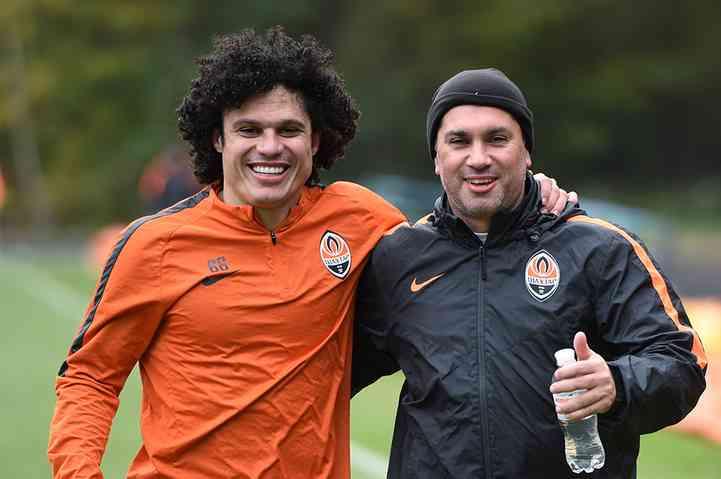 Марсио Азеведо вернулся к тренировкам с