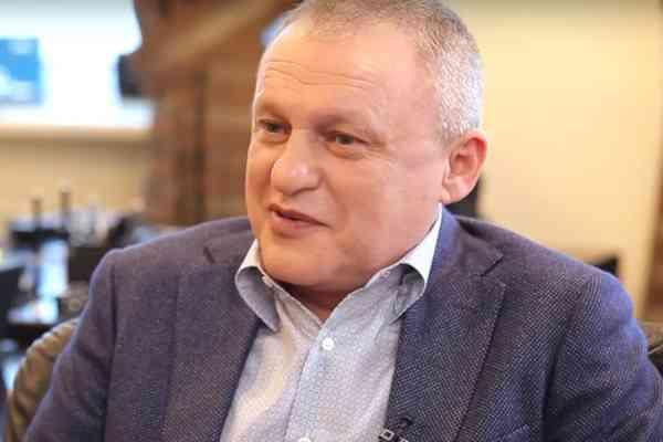 Суркис пообещал привести впорядок «избалованных» футболистов «Динамо»
