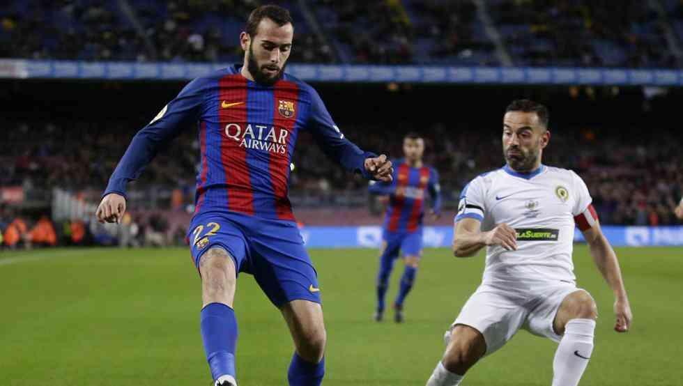 Барселона отказалась от приглашения Срны и не отпустит Видаля