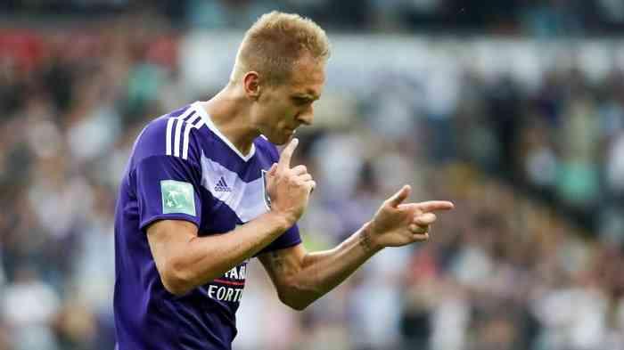 Теодорчик забил 26-й гол в 36 матчах за Андерлехт