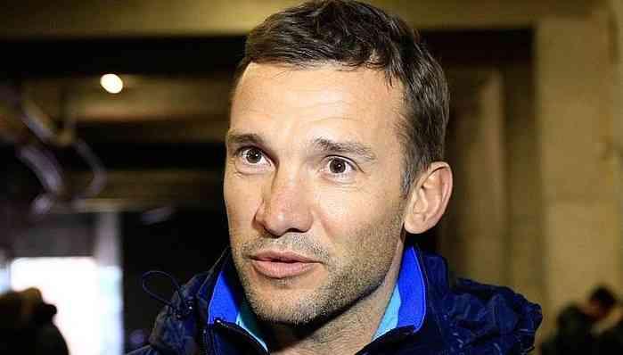 Шевченко: в матче с Хорватией посмотрим, на каком уровне находимся