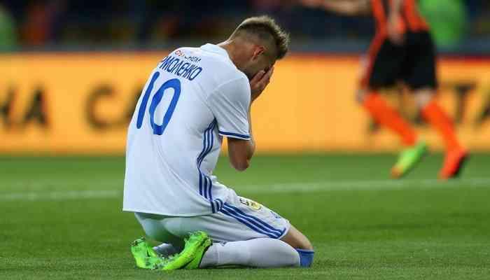 Ярмоленко будет рад уйти из Динамо