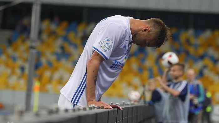 Агент: Динамо испытывало бы стыд, если бы продало Ярмоленко в Сток Сити