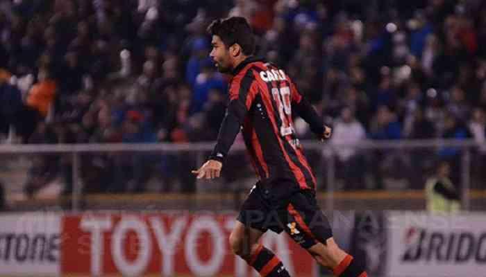 Экс-форвард Шахтера помог своей команде выйти в плей-офф Копа Либертадорес