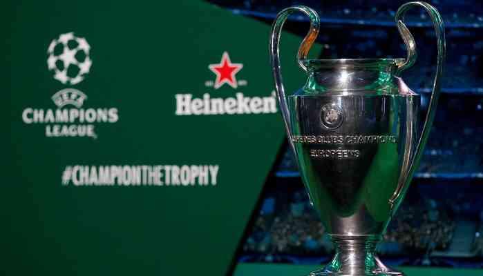 Лига чемпионов трофей