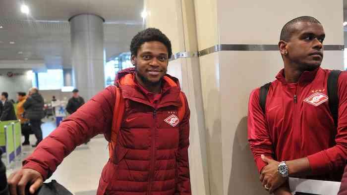 Луис Адриано и Фернандо стали чемпионами России