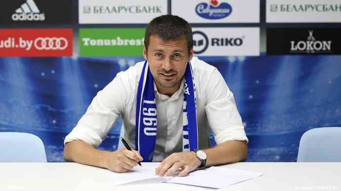Милевский подписал 1,5-летний контракт с Динамо из Бреста