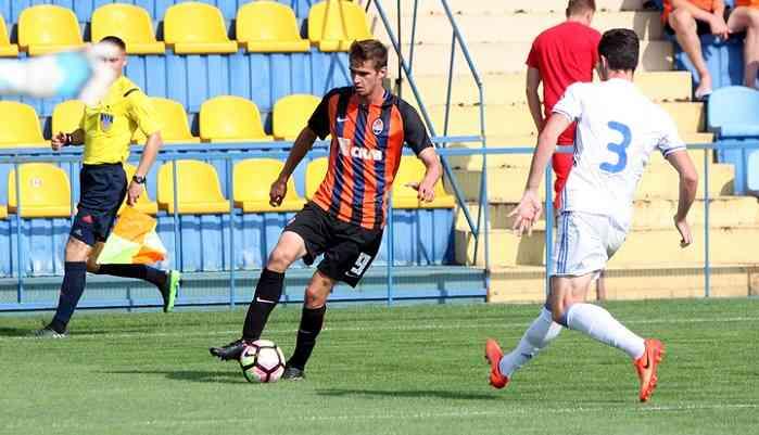 Игнатенко принес победу Шахтеру над Динамо в УПЛ U-21