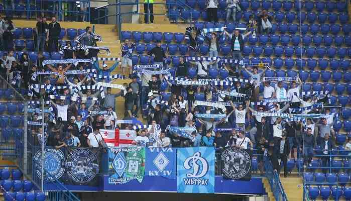 Динамо прибыло в Харьков с Кендзерой, но без Кравца