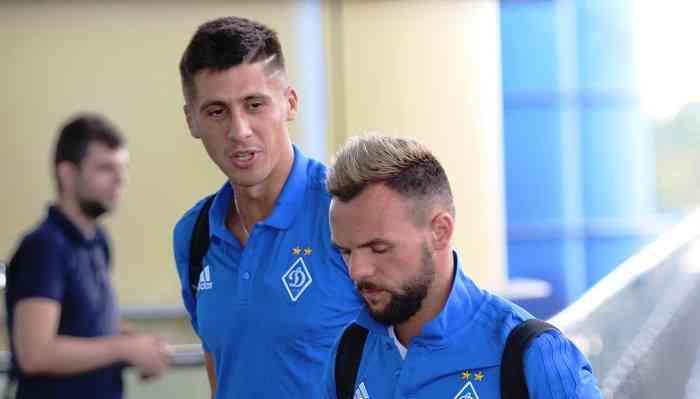 Динамо определилось с условием продажи Хачериди в ПАОК