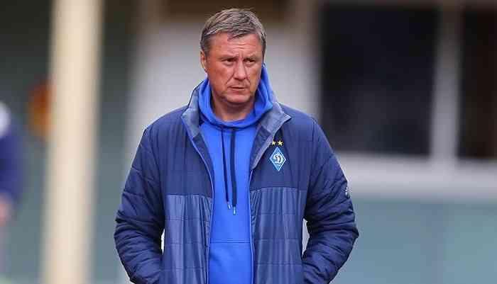 Хацкевич выделил главный позитив из последнего спарринга Динамо