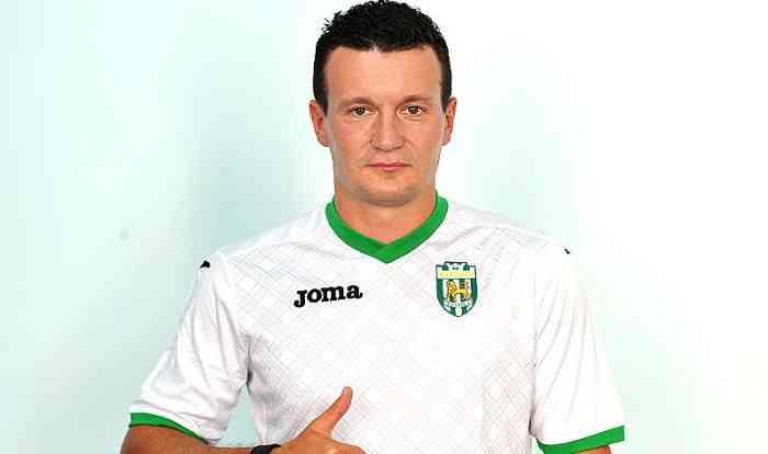 Экс-игрок Шахтера стал футболистом Карпат