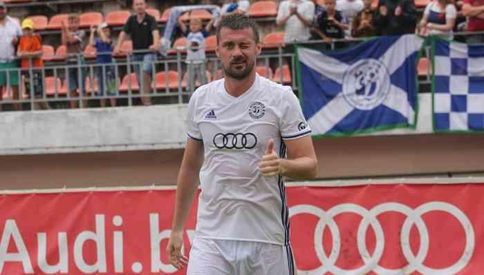 Милевский отличился двумя голами за Динамо-Брест