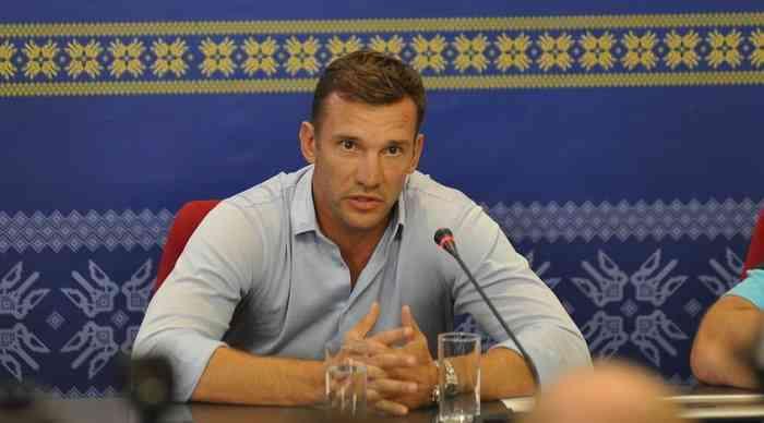 Шевченко: у Зинченко нет игровой практики, но это будущее сборной Украины