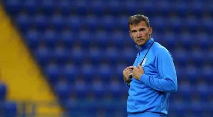 Шевченко: ни один из трех следующих матчей не будет для нас прогулкой