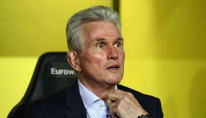 Хайнкес: Бавария показала выдающийся футбол против Боруссии Д
