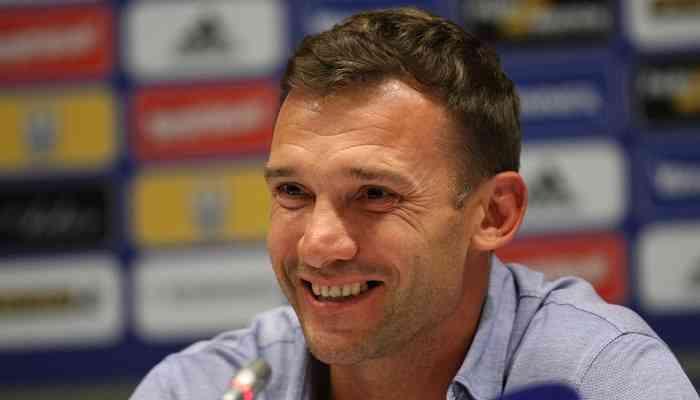 Шевченко: все идет к тому, что мы начнем год матчами с Японией и Саудовской Аравией