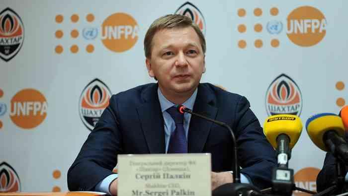 Палкин: Шахтер - донецкая команда, а Донецк - это Украина